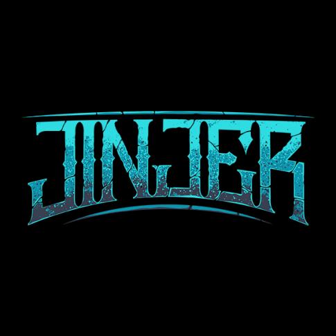 JINJER-LOGO STICKER/Sticker