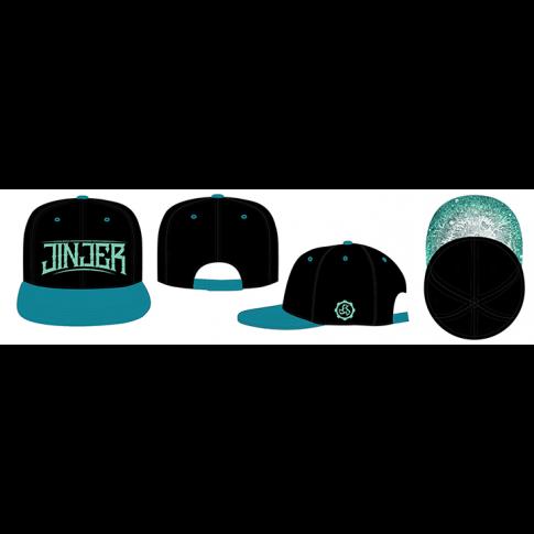 JINJER-Macro Snapback Hat/Hat