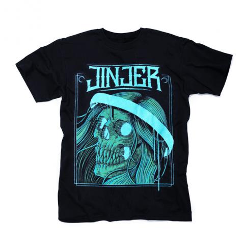 JINJER-Strange Daze/T-Shirt