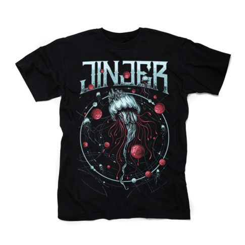 JINJER-Exit the Microverse/T-Shirt